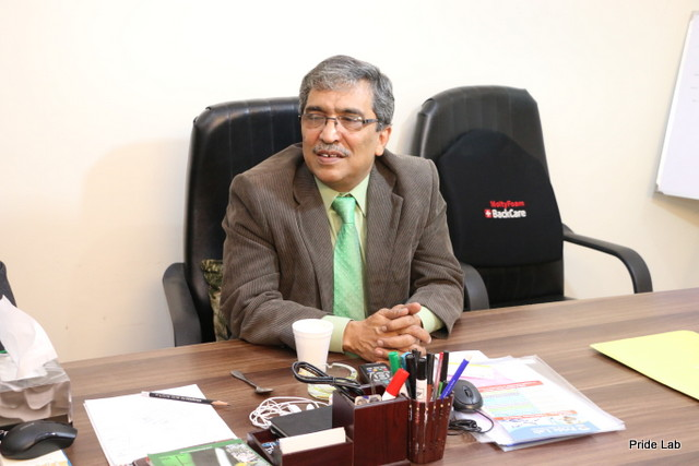 lahore based medical labortary Pride Lab - Prof. Dr.Asim Mumtaz