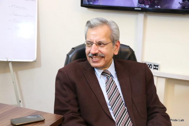 lahore based medical labortary Pride Lab - Dr.Saqib Mehmood