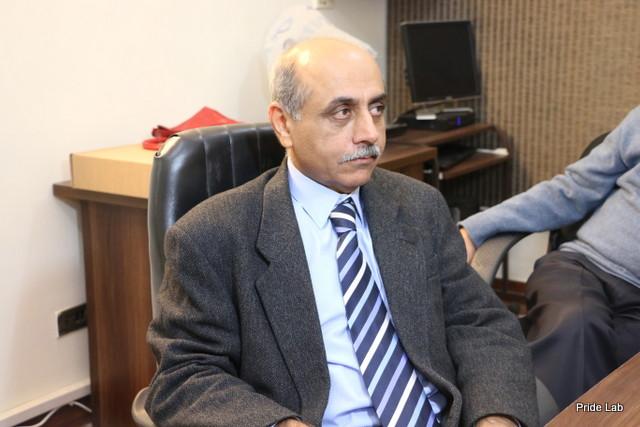 team of lahore based medical labortary Pride Lab - Prof. Dr.Nadeem Afzal
