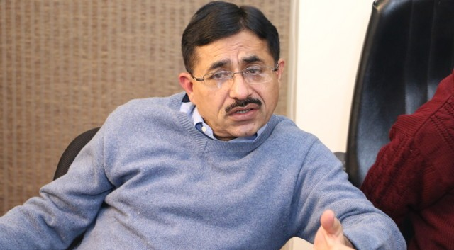 team of lahore based medical labortary Pride Lab - Prof.Dr.Farrukh Kamal